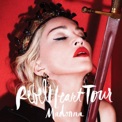Concentré de tendances : Rebel Heart Tour 2015-16 by MADONNA