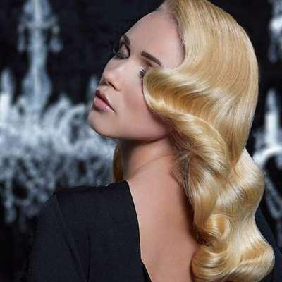 La délicate fragrance Azzo pour cheveux