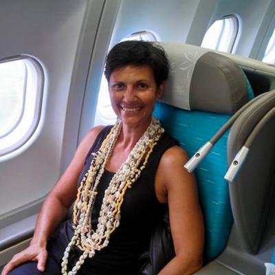 Sur la route des vacances avec Christine Margossian
