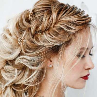 10 idées de coiffure pour votre mariage