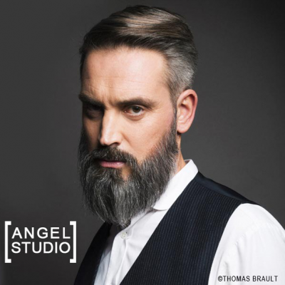 Portraits of Hipsters, new men collection by Angel Studio