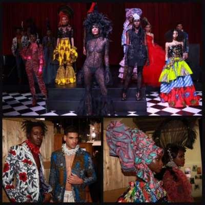 L'Afrique c'est chic ! Interview de Stéphane Scotto Di Cesare sur sa dernière collection.