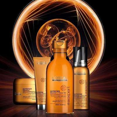 I tested for you: the new Nutrifier Serie Expert range by l'Oréal Professionnel