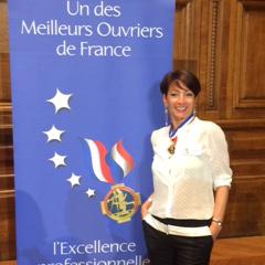 Alima Baz : Lauréate du concours Meilleur Ouvrier de France