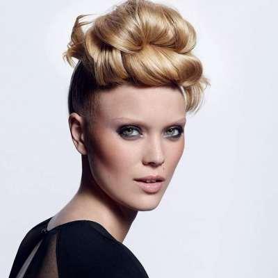 Idées coiffures de fêtes pour cheveux longs