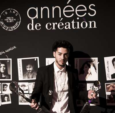 Exclusive interview of Loïc Masurel, elected Best hairdresser of the year 2014 at the Hairdressing Awards !