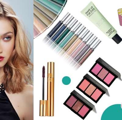 Les tendances maquillage printemps/été 2015