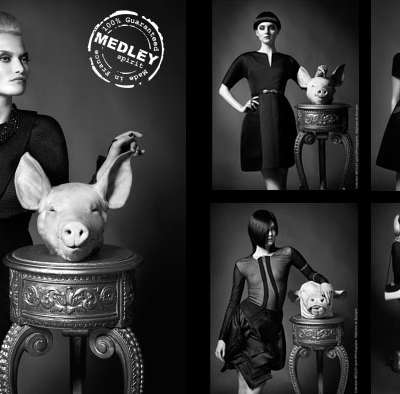 Les fées urbaines - Collection MEDLEY spirit  2012-2013