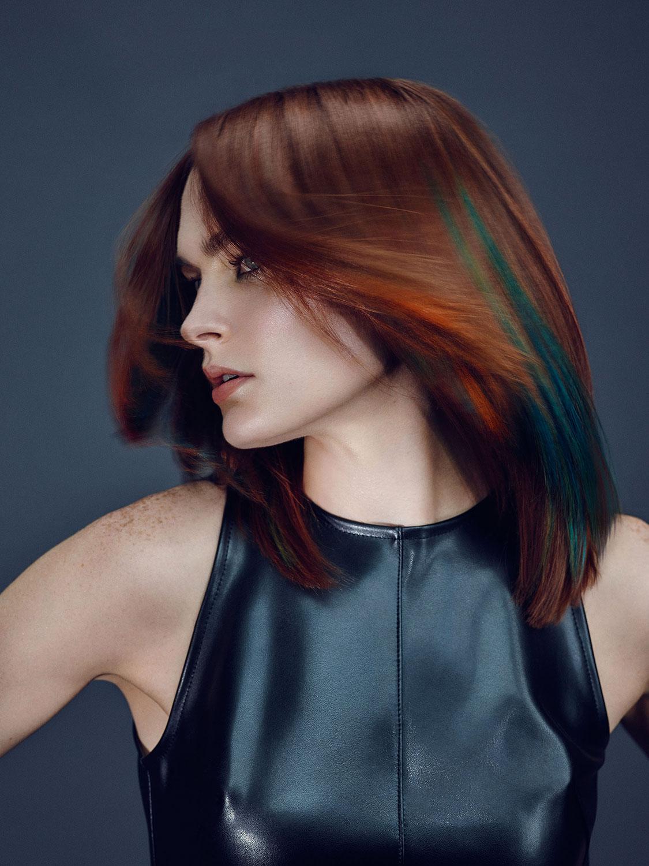 Elumen Color, new hair color range Goldwell!