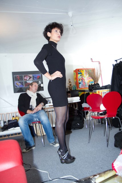 Backstage Magnificence