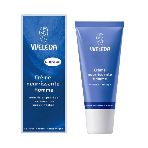 creme nourrissante homme - Weleda