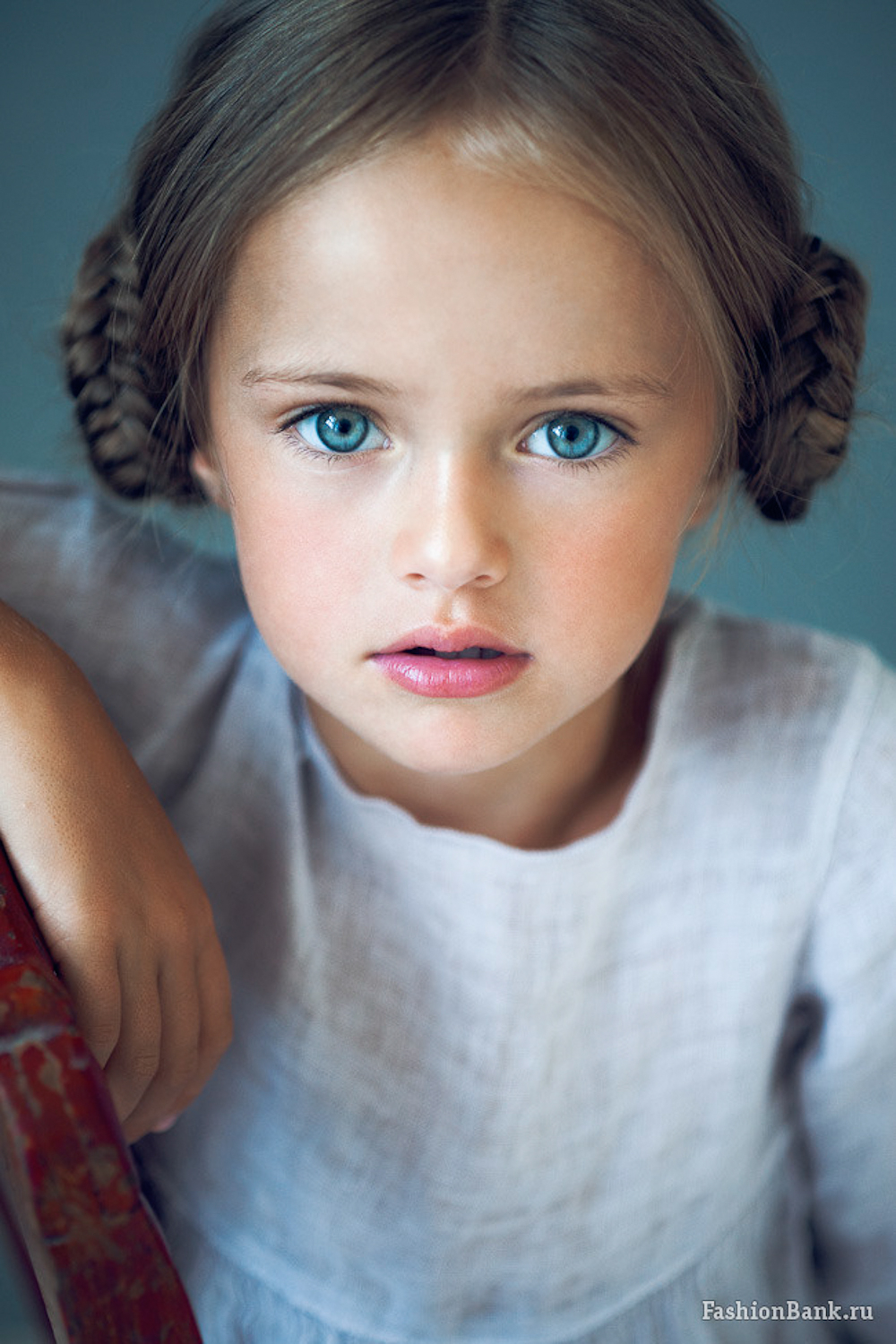 Kristina pimenova an enigmatic angel for Where do models live in new york