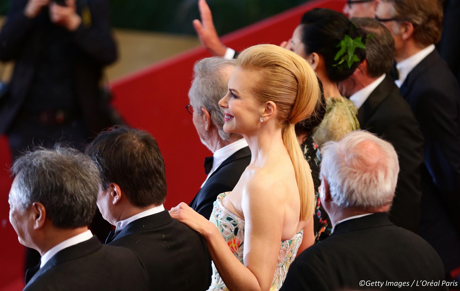 Nicole Kidman - Getty Images / L'Oréal Paris