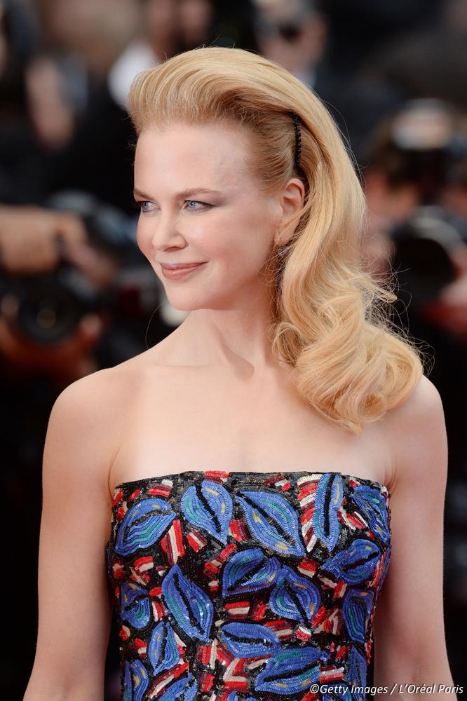 Nicole Kidman -Getty Images / L'Oréal Paris