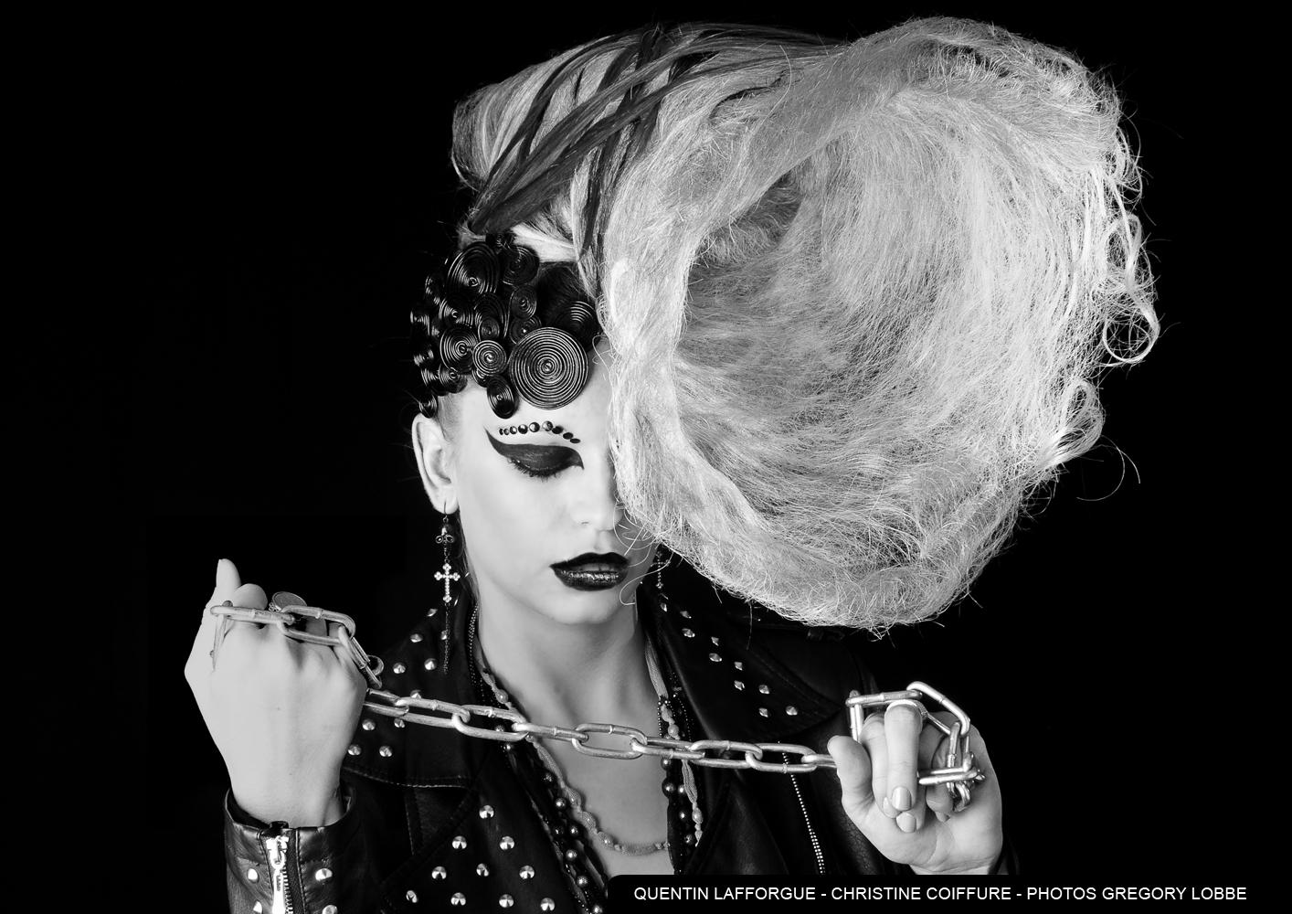 R sultats des nomin s aux hairdressing awards 2013 for Salon christine coiffure