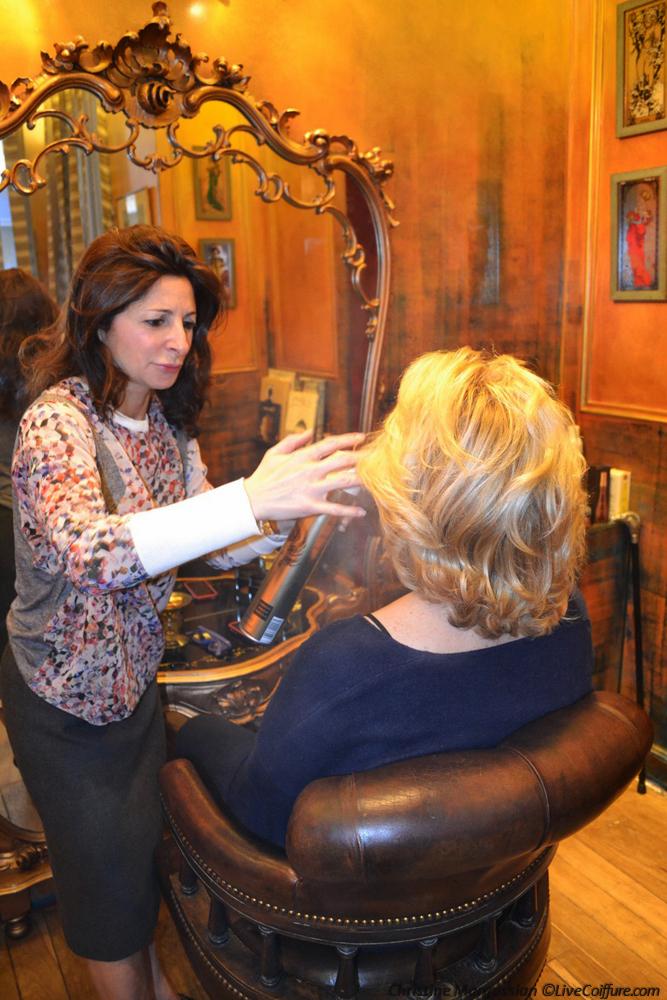 Sarah guetta coiffeuse de stars nous ouvre les portes de for Salon sarah guetta