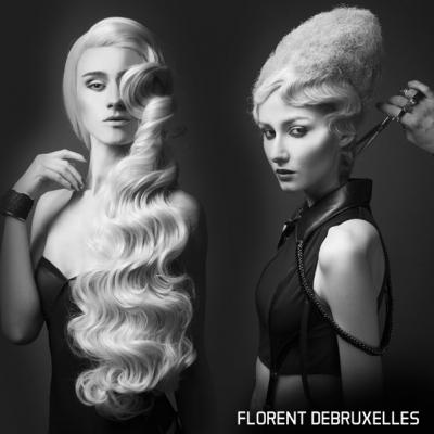 Concours coiffure New face 2015: médaille d'or Florent DEBRUXELLES