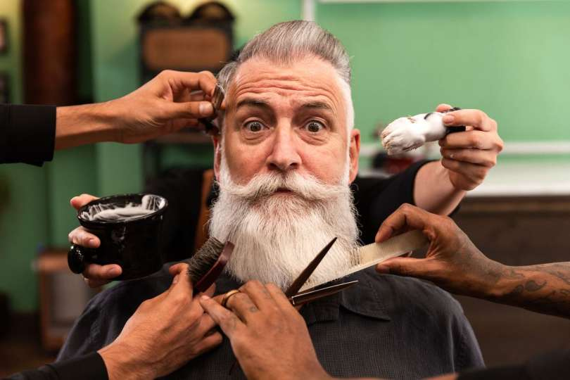 Quels sont les différents types de barbes ?