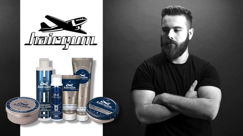 Hairgum sharpens up your beard game
