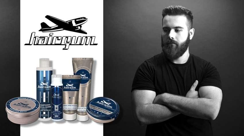 Hairgum chouchoute les barbes