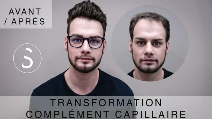Complément capillaire, nouvelle transformation BySix