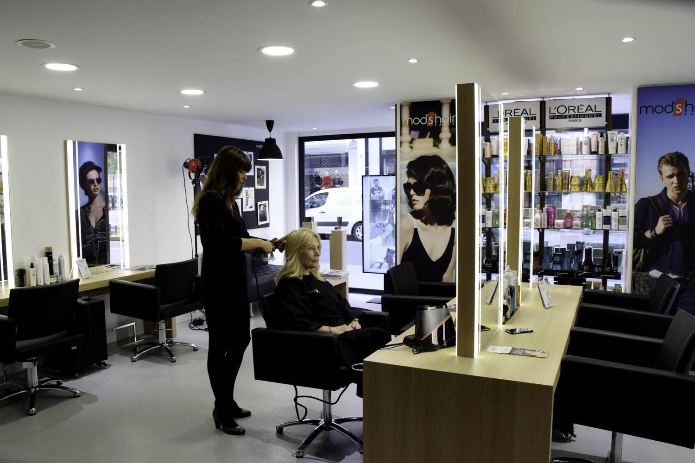 Livecoiffure for Abc beauty salon