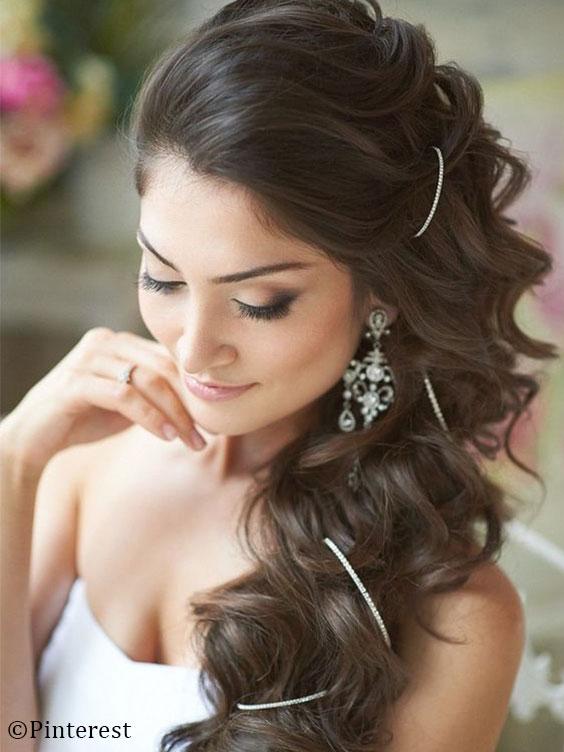 Populaire Nos plus belles coiffures de mariage ! PW82