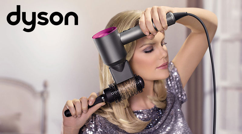 Dyson Supersonic : Le sèche-cheveux  repensé !