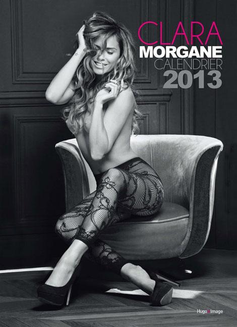 Clara Morgane -Calendrier 2013