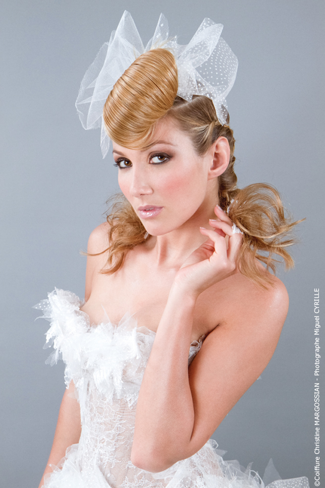 WEDDING collection Live Coiffure