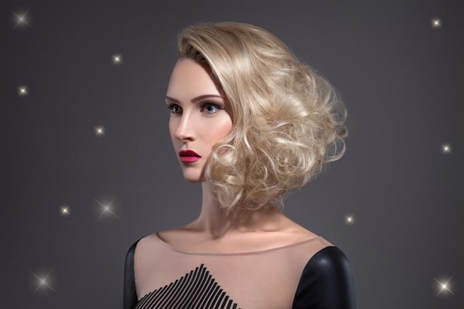 Coiffure Du Soir Sur Cheveux Longs 2014
