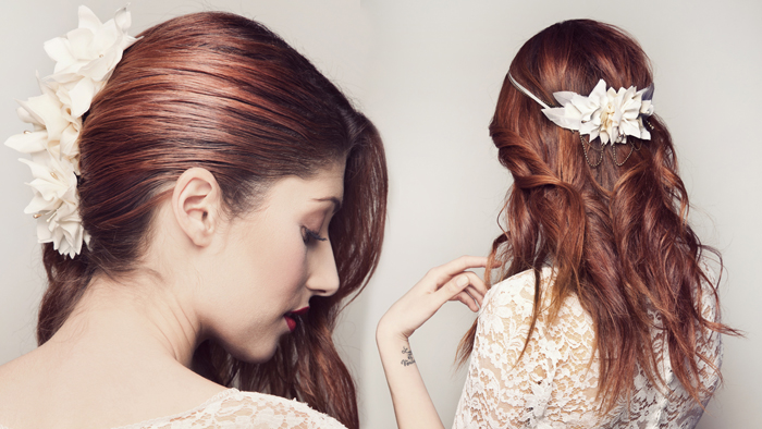 10 hair accessories for a happy wedding