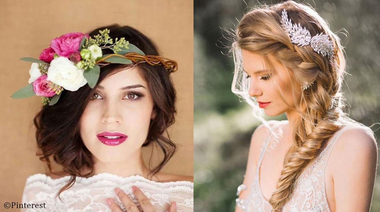 Nos plus belles coiffures de mariage - Les plus belle coiffure de mariage ...