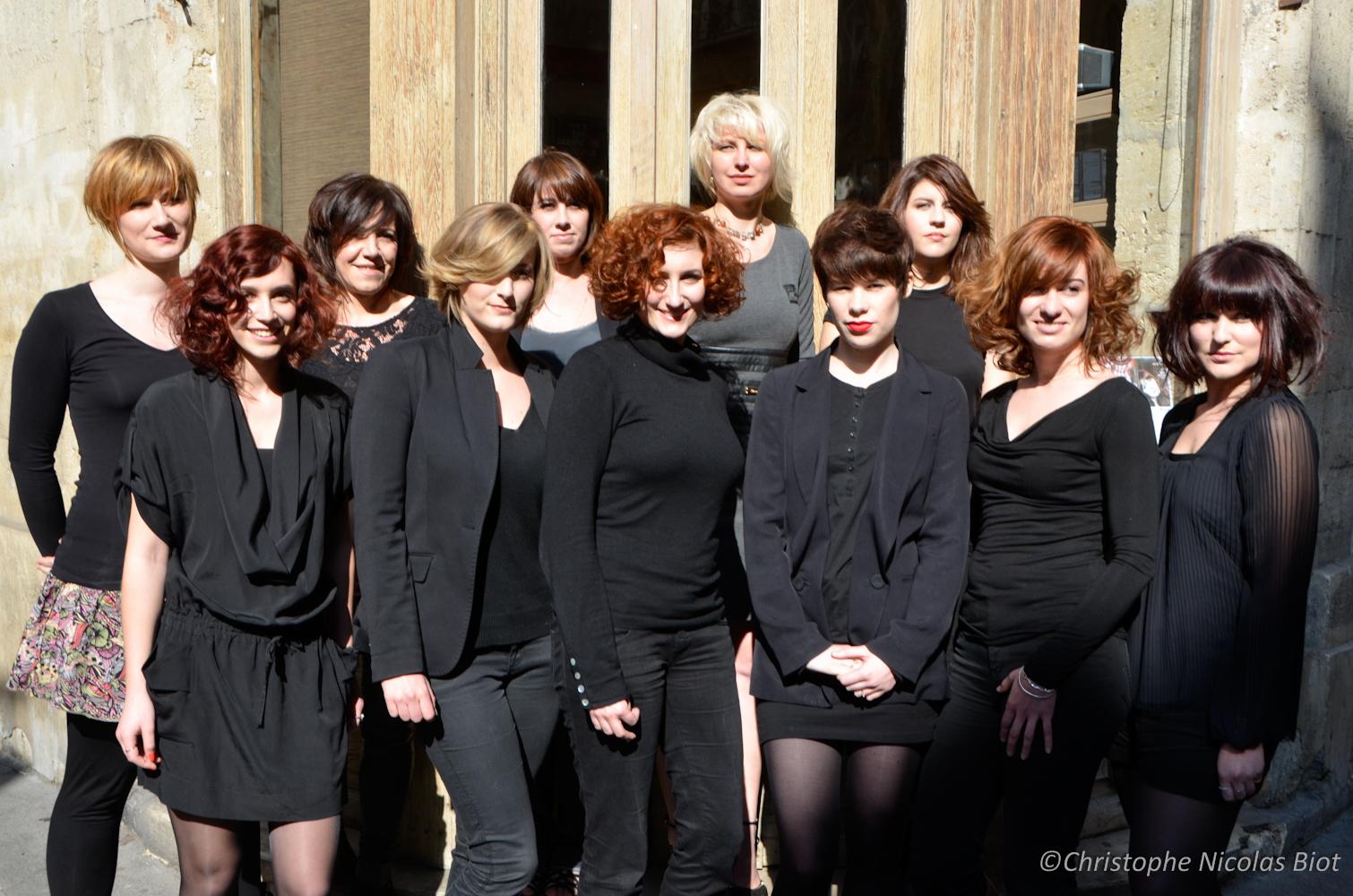 La maison de coiffure christophe nicolas biot